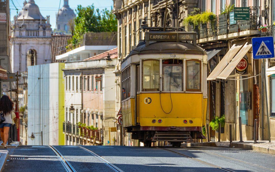 Portugal de Porto à Lisbonne