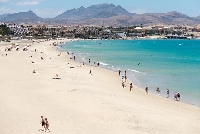 Fuerteventura – Aéroport Dole