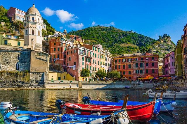 5 Terres & Toscane