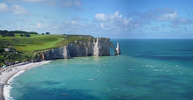 Grande Marée Normandie-Bretagne